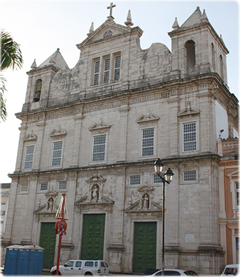 Cathedral Salvador