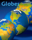 Globes - Planet Earth